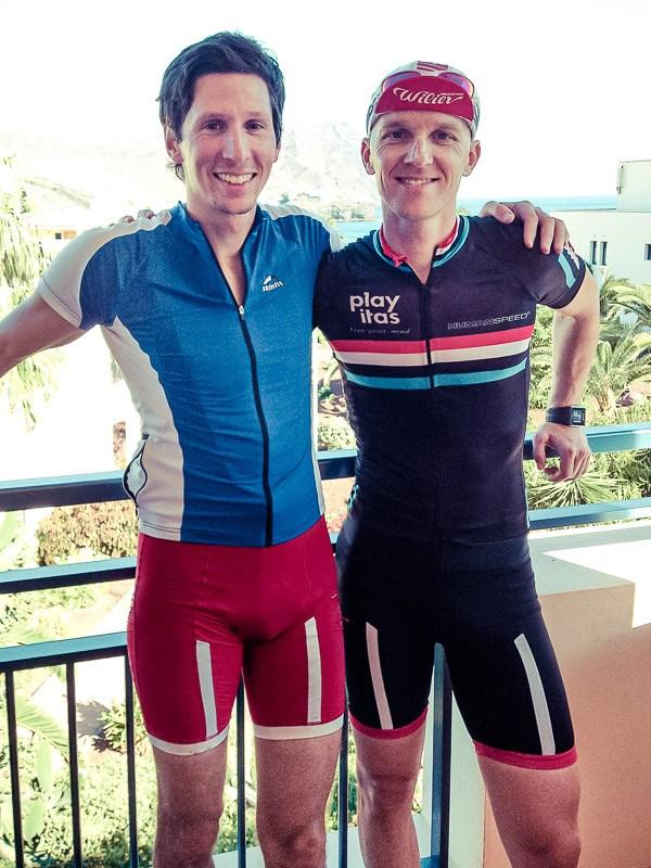 Daniel und Peter Fuerteventura