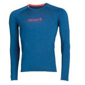 ISAK Longsleeve Shirt unisex blue